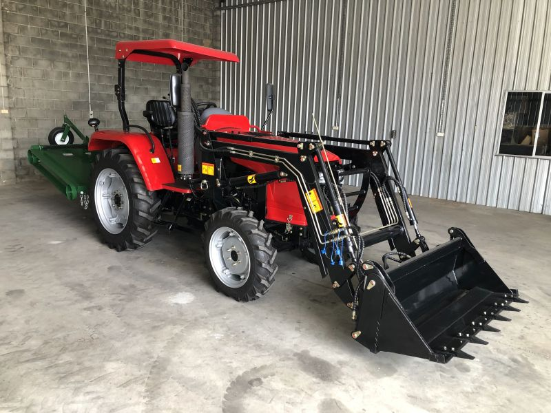 Tractor king 40 20