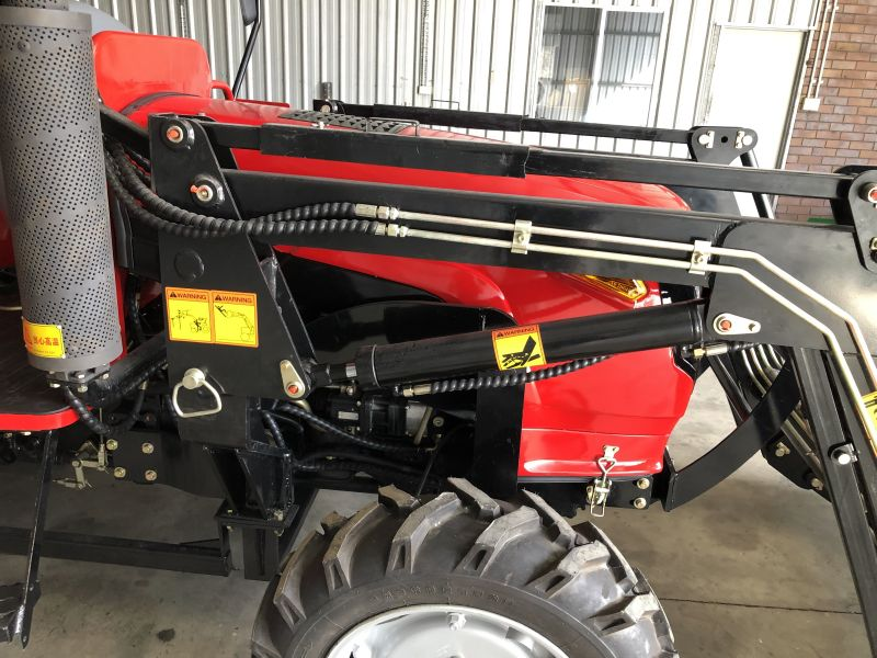 Tractor king 40 23