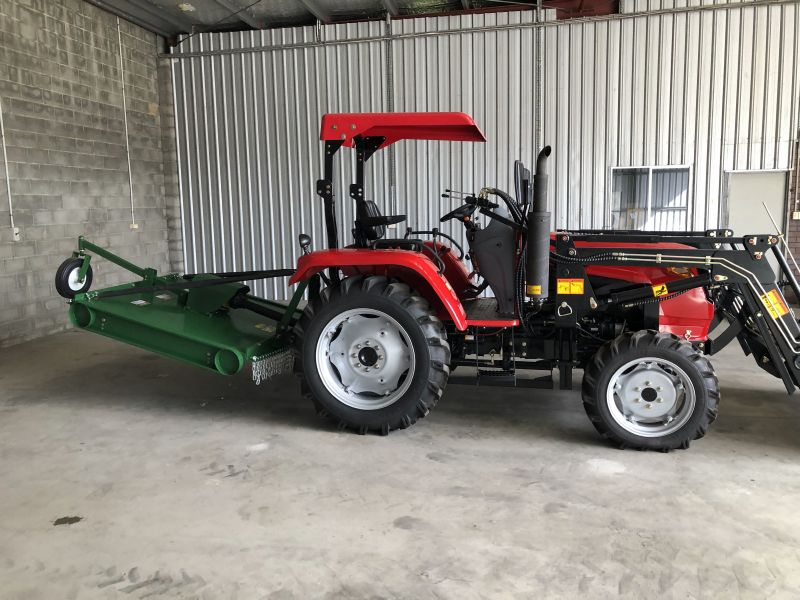 Tractor king 40 27
