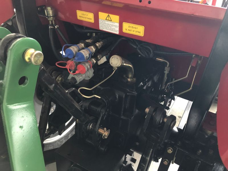 Tractor king 40 34