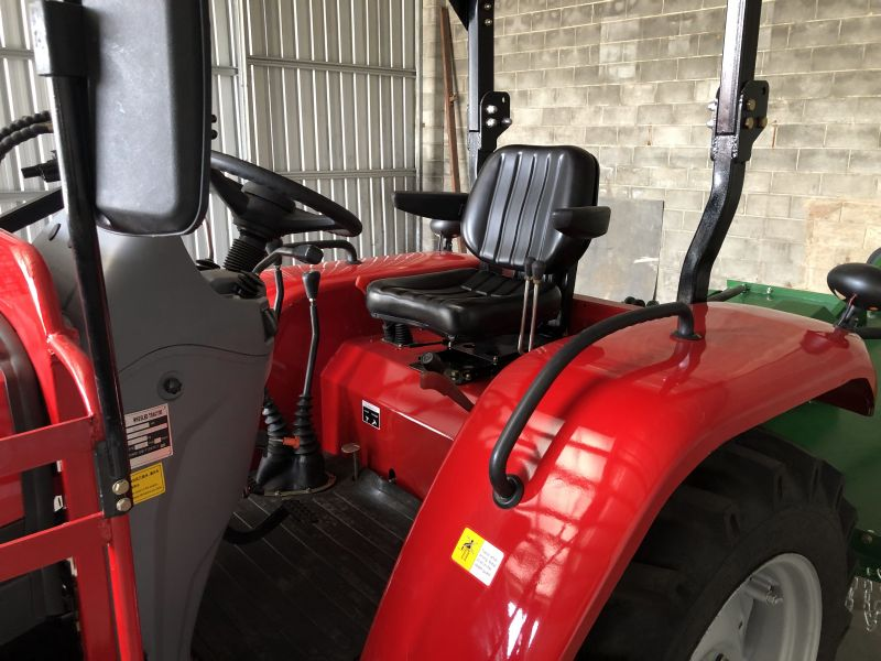 Tractor king 40 19