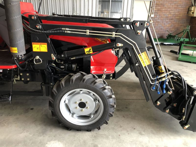 Tractor king 40 24